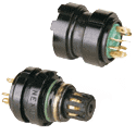 7- And 10-Pin Waterproof Breakaway Connectors